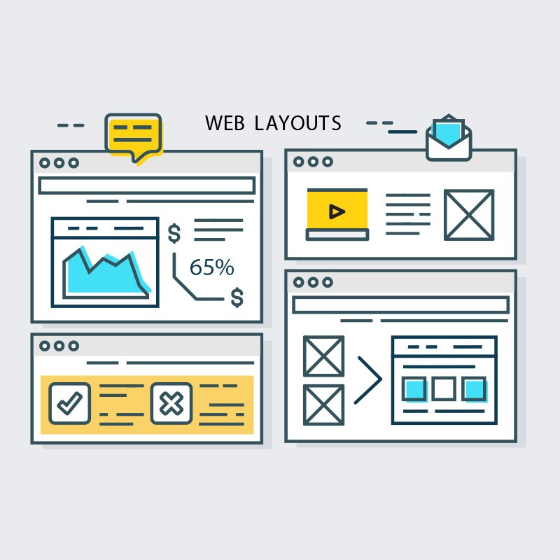 Web-layouts